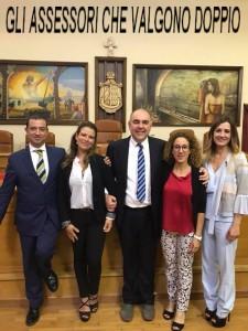 L'AMMINISTRAZIONE PROVVIDENZA DI GROTTE RADDOPPIA LA PAGA AGLI ASSESSORI