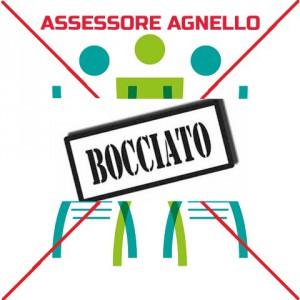 Assessore Agnello BOCCIATO!