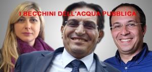 SICILIANI INFINOCCHIATI SULLA GESTIONE PUBBLICA DELL'ACQUA