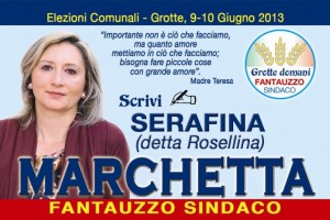 Marchetta Serafina volantino