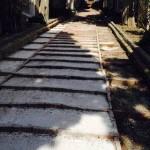 Calvario e cemento