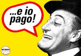 TASSA RIFIUTI: LE MOROSITA' INESIGIBILI CARICATE AI CONTRIBUENTI PAGANTI. GRAZIE RENZI!