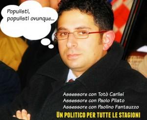 Il buon governo secondo l'Assessore Piero Castronovo